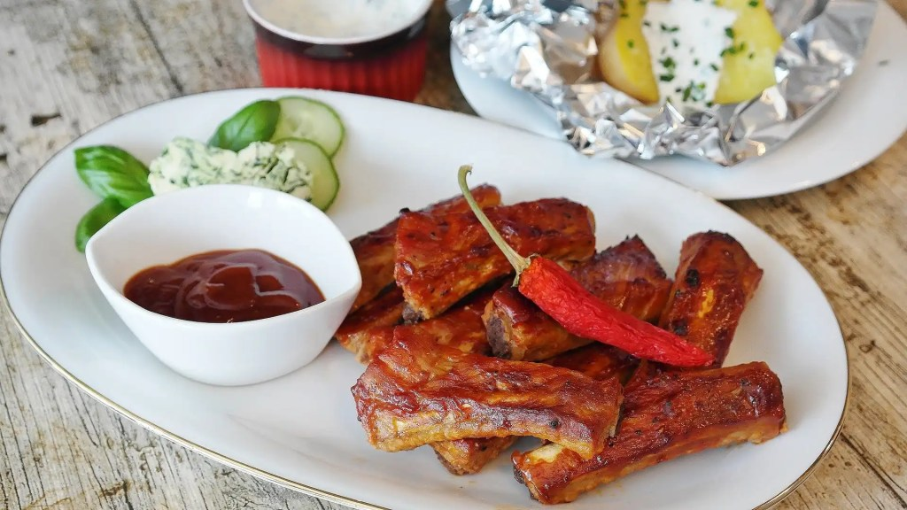 Bold and Savory- The Perfect BBQ Pairing