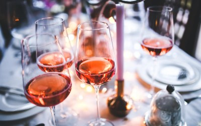 Time to Rosé All Month Long