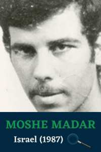 Read more about the article Moshe Madar (Missing Person)