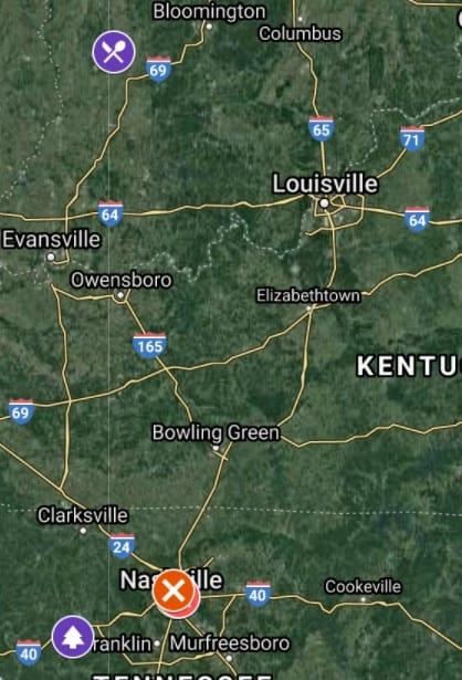 Nashville, TN, v. Linton, IN