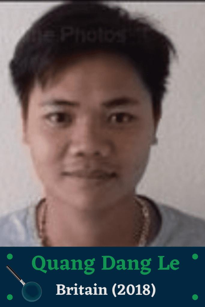 """Quang Dang Le (16), 5'5"""""""