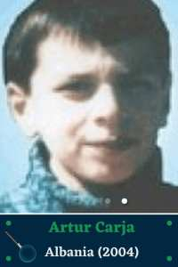 Read more about the article Artur Carja (Missing Person)