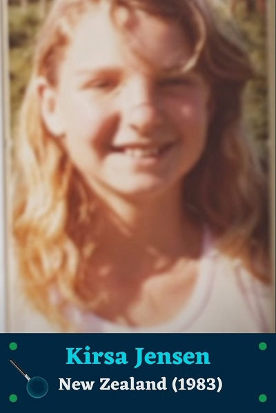 """Kirsa Jensen, Female, 14, 5'6"""", Reddish Blonde Hair, Blue-Grey Eyes, Caucasian - Disappeared near this emplacement riding her horse"""