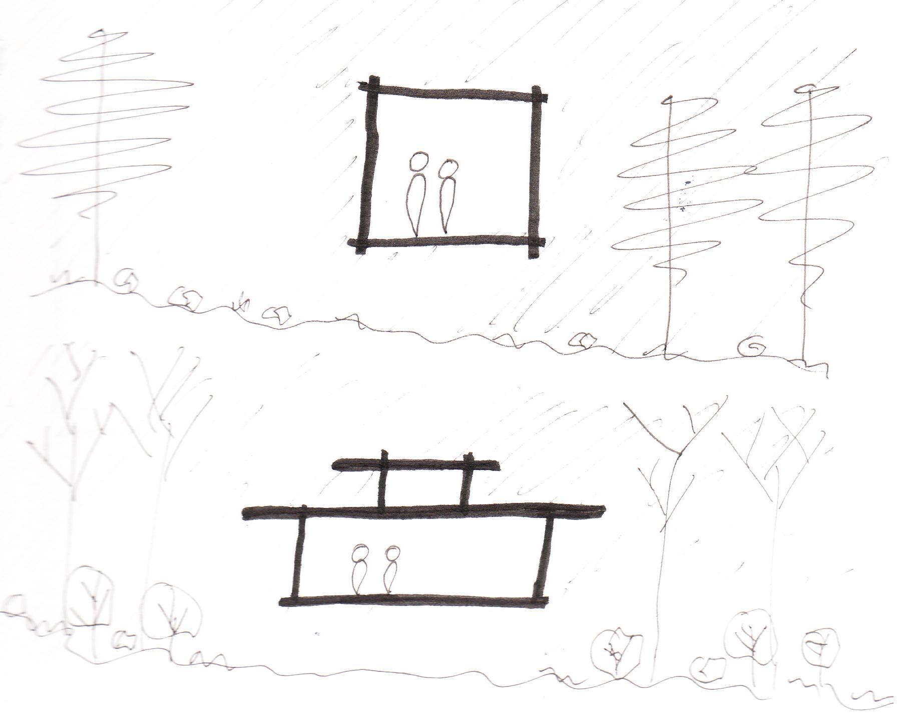 Archetype Square House Diagram