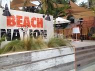 beach nation monument sign