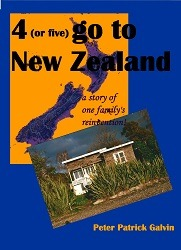 book cover 4 Go To New Zealand