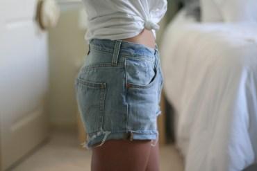 denim shorts summer of diane 039