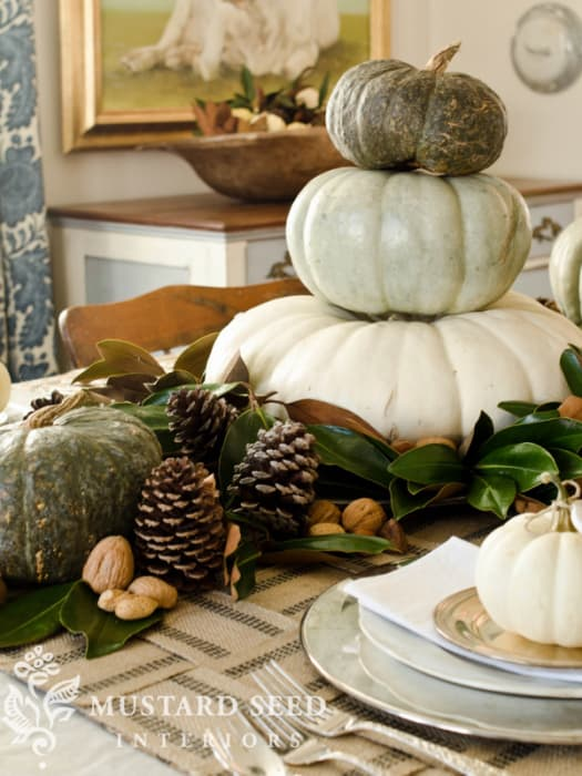 Fall Succulent Wallpaper 20 Rustic Thanksgiving Table Ideas That Will Make You Swoon