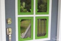 How to Paint Your Metal Front Door the Easy Way in a Few ...