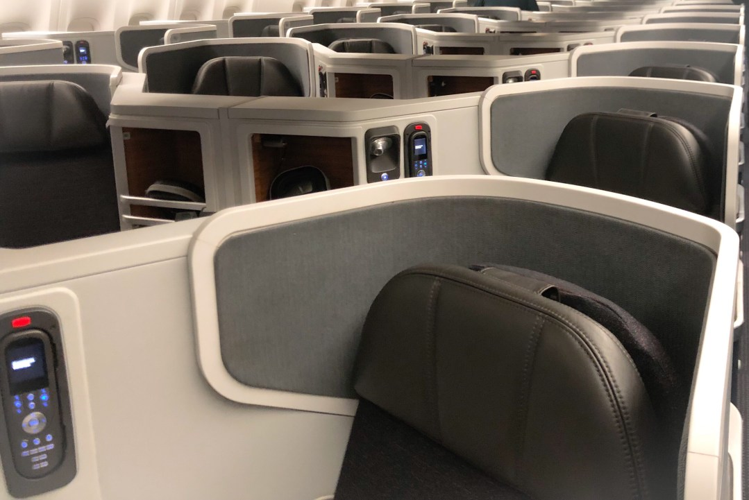 Getting to Europe in business class for 51,750 miles and $26