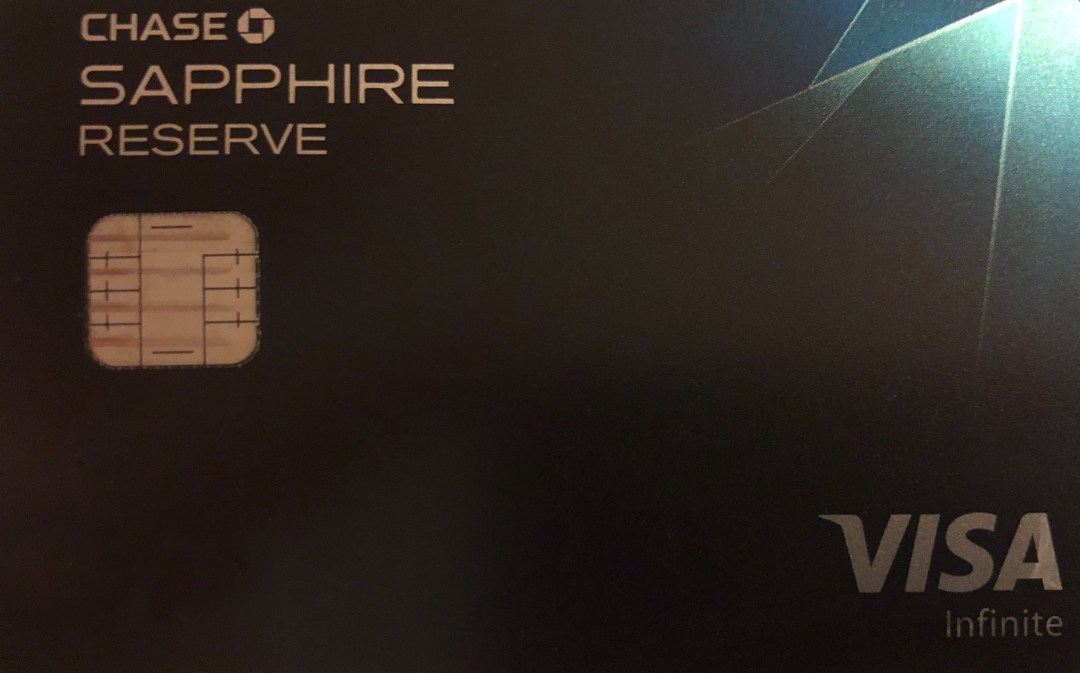 Credit card review: Chase Sapphire Reserve