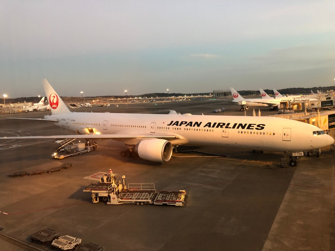 Just booked Japan Airlines and Cathay Pacific Business Class with help from a 40% bonus!