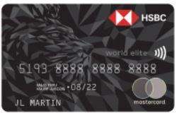HSBC World Elite Mastercard