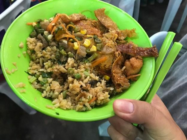 Free Vegetarian food My Workaway experience in Malaysia
