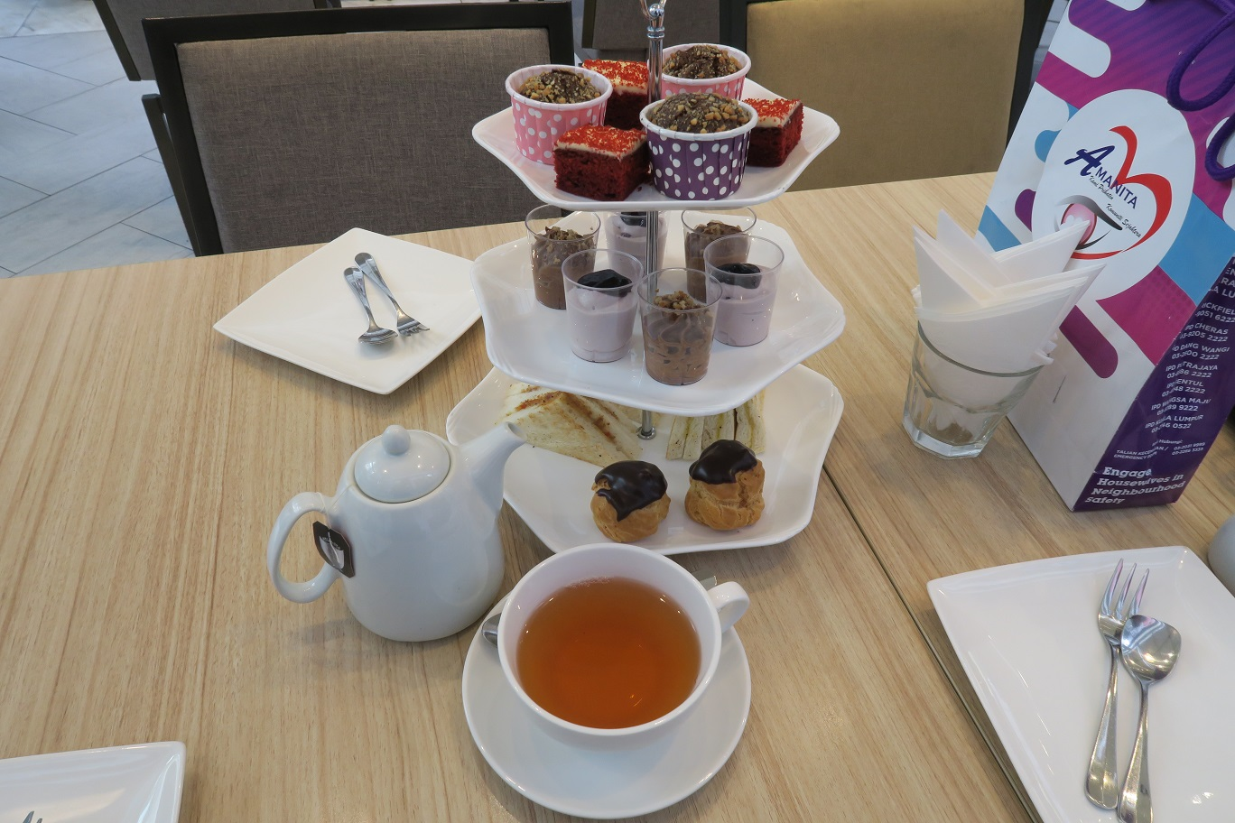 High Tea in KL How to Spend Less Than $30 Per Day in Malaysia
