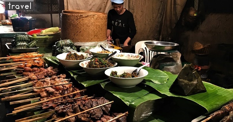 Top 5 Eats in Laos