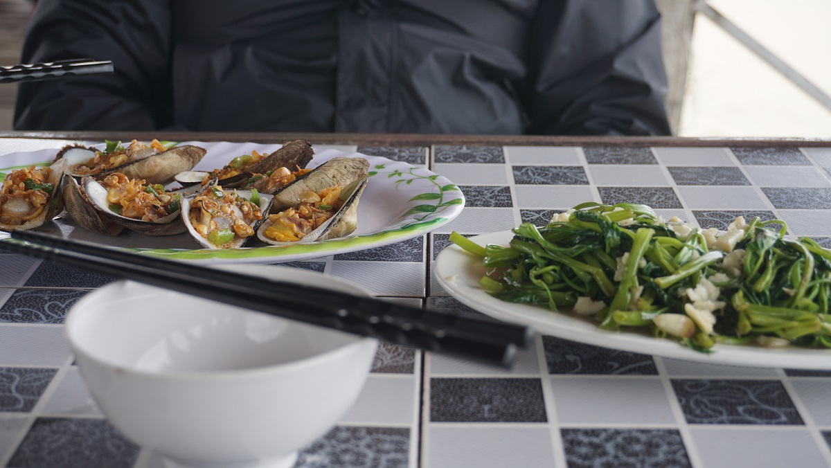 Seafood Lang Co Budget Breakdown Travelling as a Couple in Vietnam