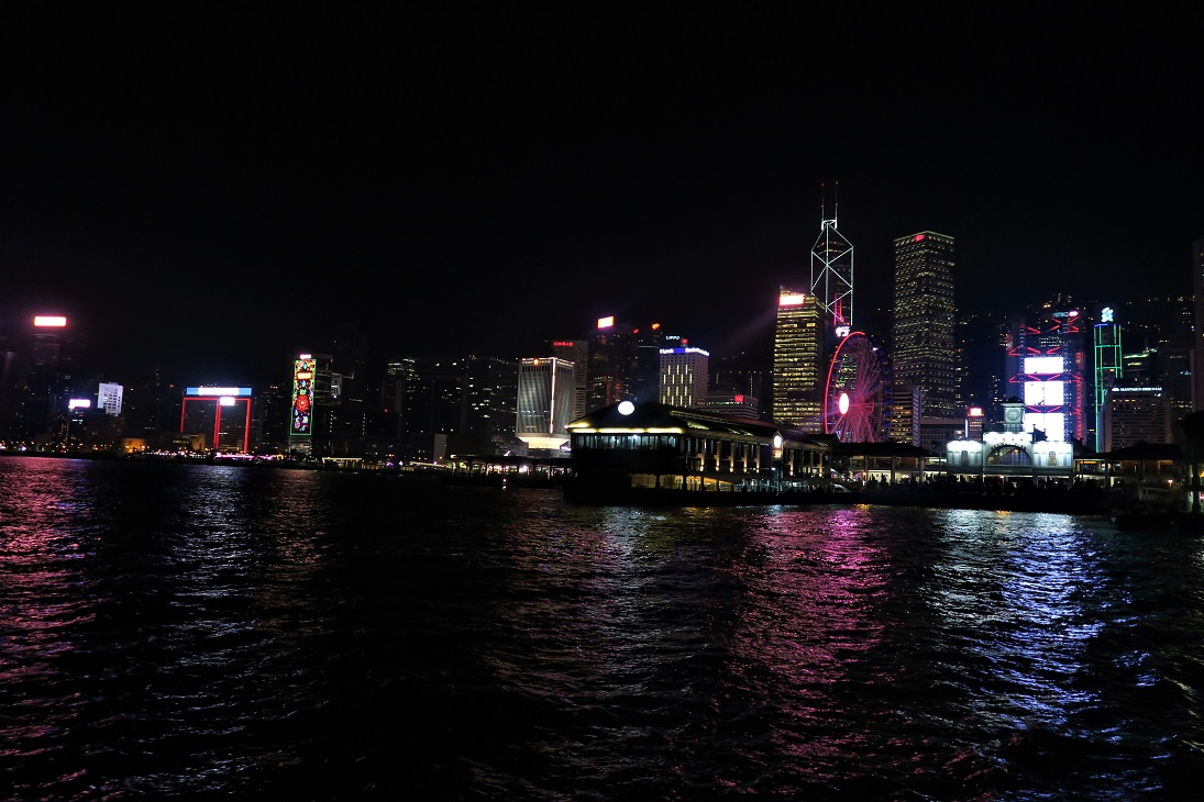 View from the Star Ferry Budget Breakdown 7 Days Exploring Hong Kong