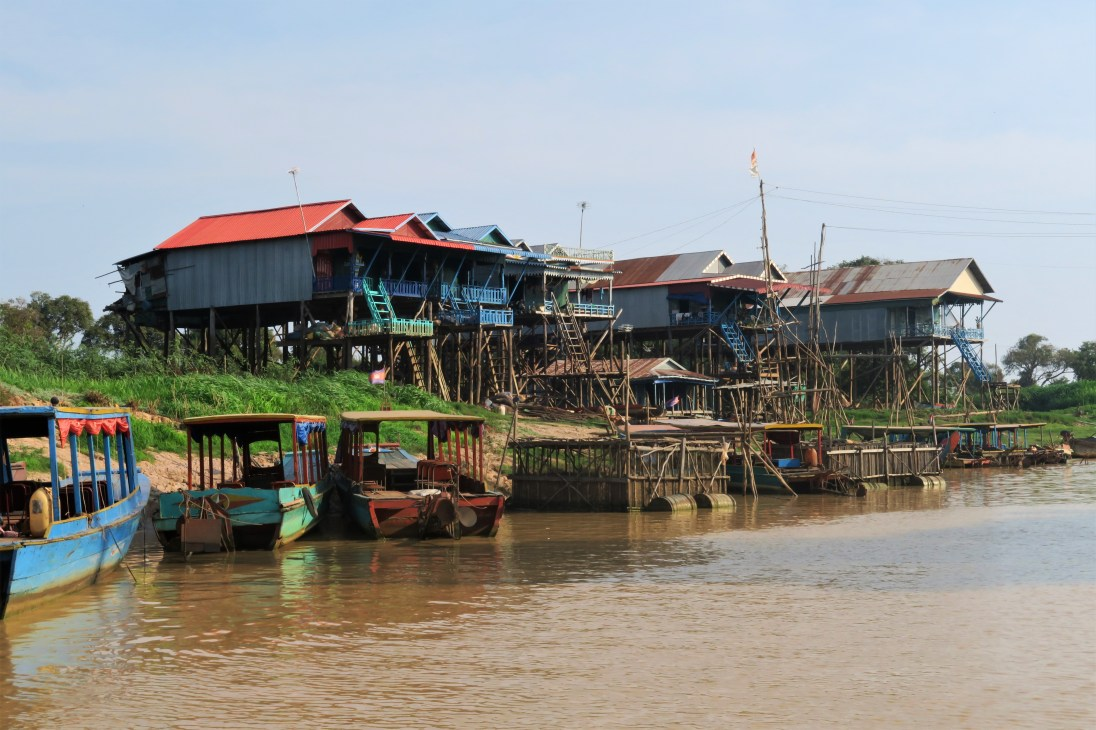 Floating Village Budget Breakdown How To Spend Less Than $50 Per Day in Cambodia