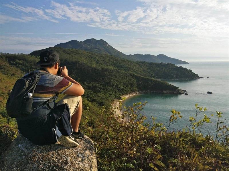 View at Lamma Island Budget Breakdown 7 Days Exploring Hong Kong