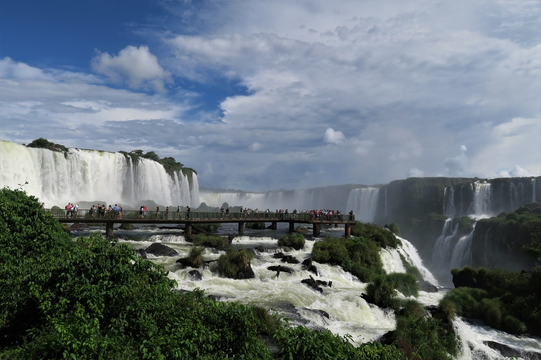 Iguazu Falls Brazil Budget Breakdown One Month Solo Backpacking Brazil