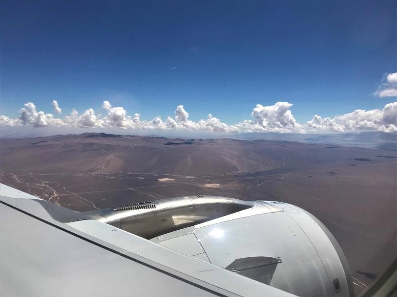 Overlooking-Atacama-desert-Sky-Airlines-Budget-Breakdown-8-Days-in-Chile