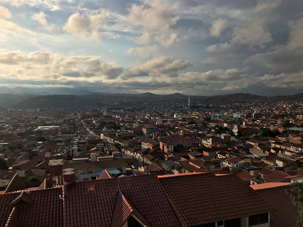 View-of-Sucre-Budget-Breakdown-The-Cost-of-Travelling-Bolivia
