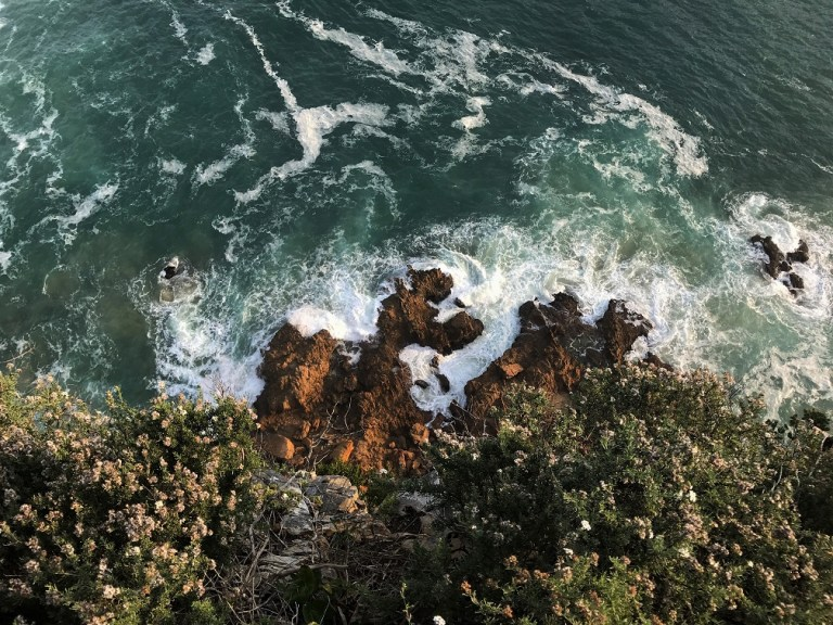 Cliffs Knynsa Heads The Budget Traveller's Guide to the Garden Route Road Trip