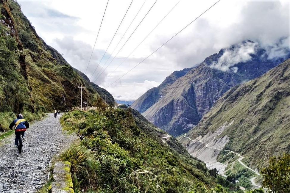Death-road-views-Budget-Breakdown-The-Cost-of-Travelling-Bolivia