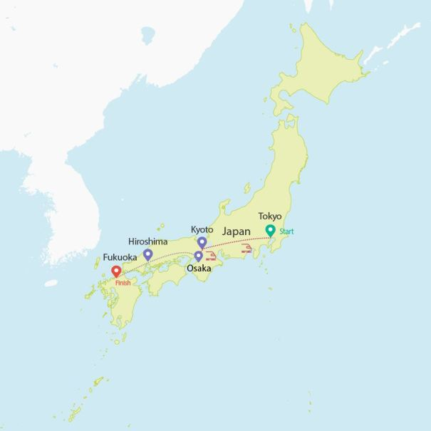 Budget-Breakdown-The-Cost-of-Travelling-in-Japan-Route-Map