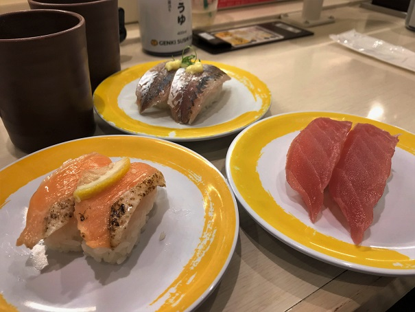 Genki-Sushi-Budget-Breakdown-The-Cost-of-Travelling-in-Japan