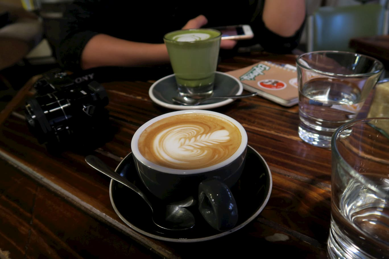 Melbourne Coffee Top 5 Eats in Melbourne