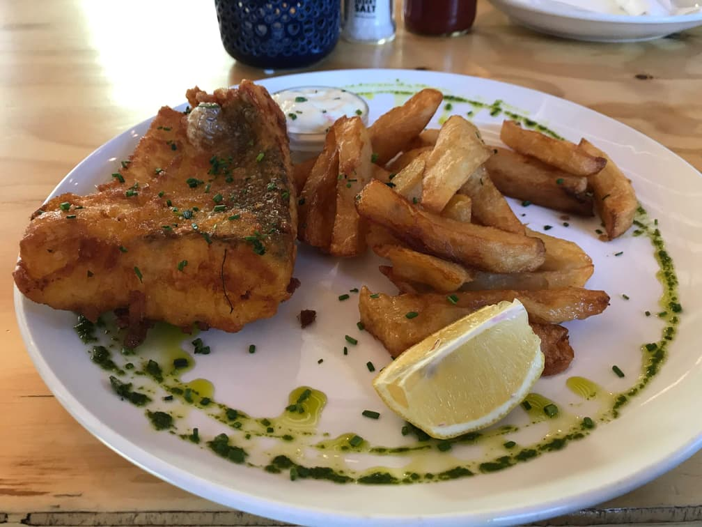 fish and chips Cape Town on a Budget