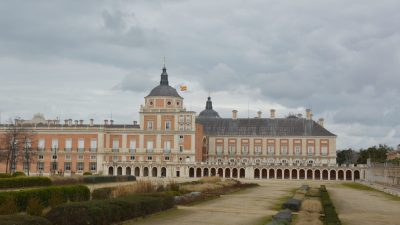 Winter Sun Part 3  –  Aranjuez to Santa Elena