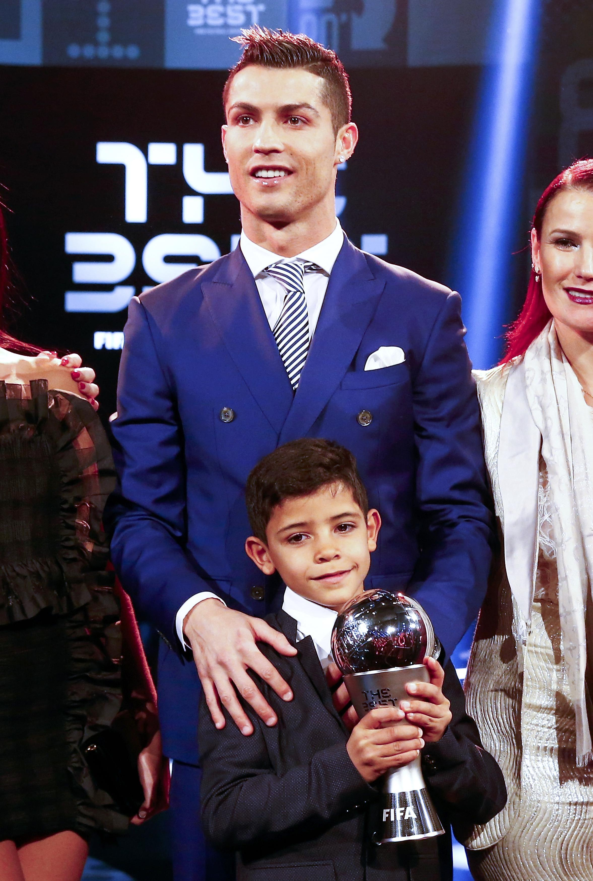 Ronaldo Children : ronaldo, children, Children, Cristiano, Ronaldo, Have,, Called, Different, Mothers?
