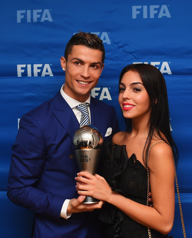 Cristiano Ronaldo Girlfriend List : cristiano, ronaldo, girlfriend, Cristiano, Ronaldo, Girlfriend