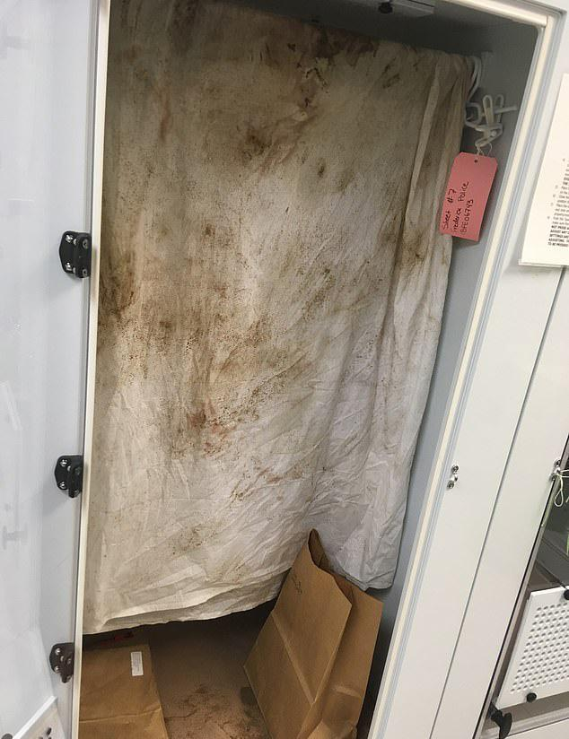 Shannan Watts Crime Scene : shannan, watts, crime, scene, Chilling, Photos, Stained, Clothes, Shanann, Watts, Wearing, Murdered, Buried, Shallow, Grave, Husband