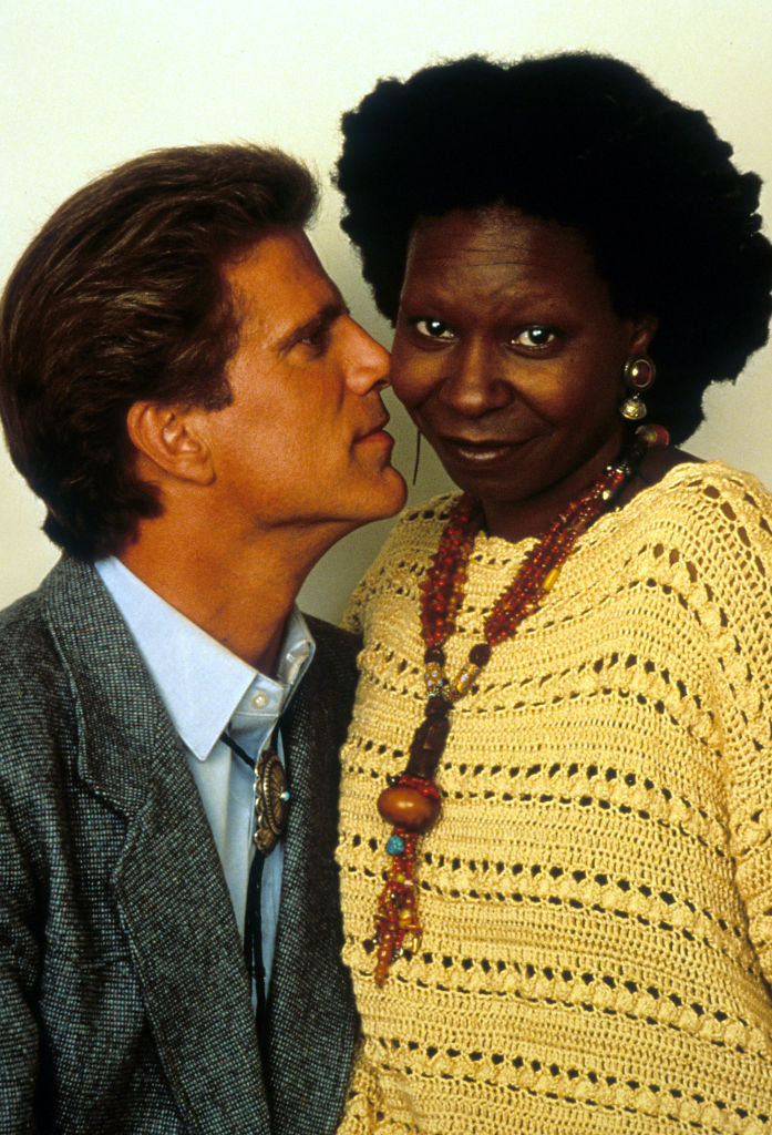 How Old Is Whoopi Goldberg And What Films Has Ghost Star Appeared In?