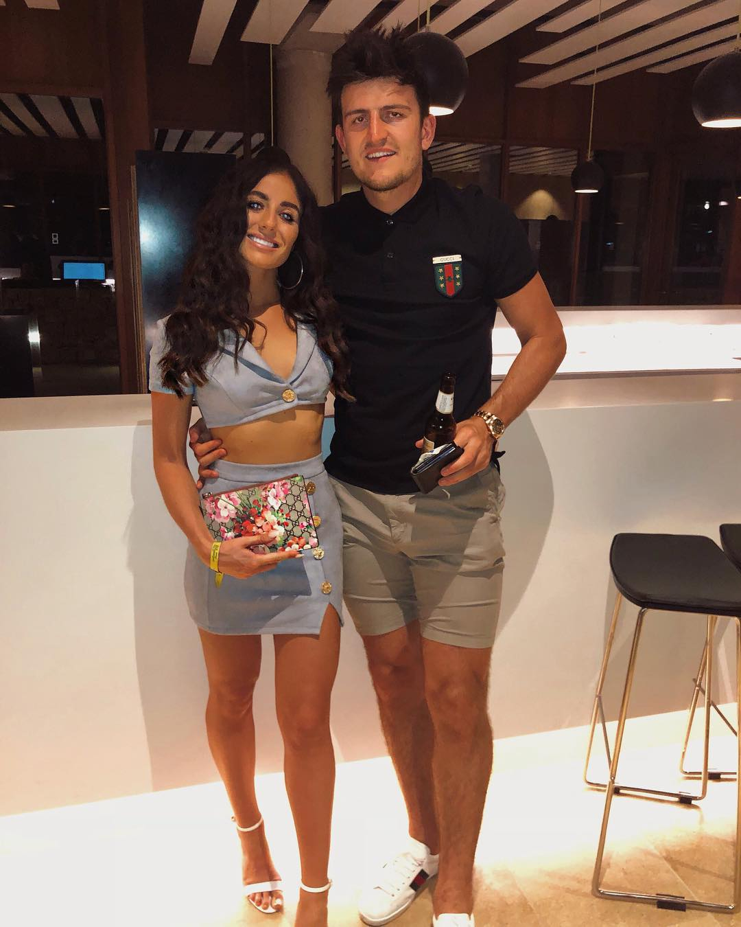 Harry Maguire Meme : harry, maguire, Welcome, Harry, Maguire's, Fiancee, Posts, Picture, Herself, Manchester, Hotel