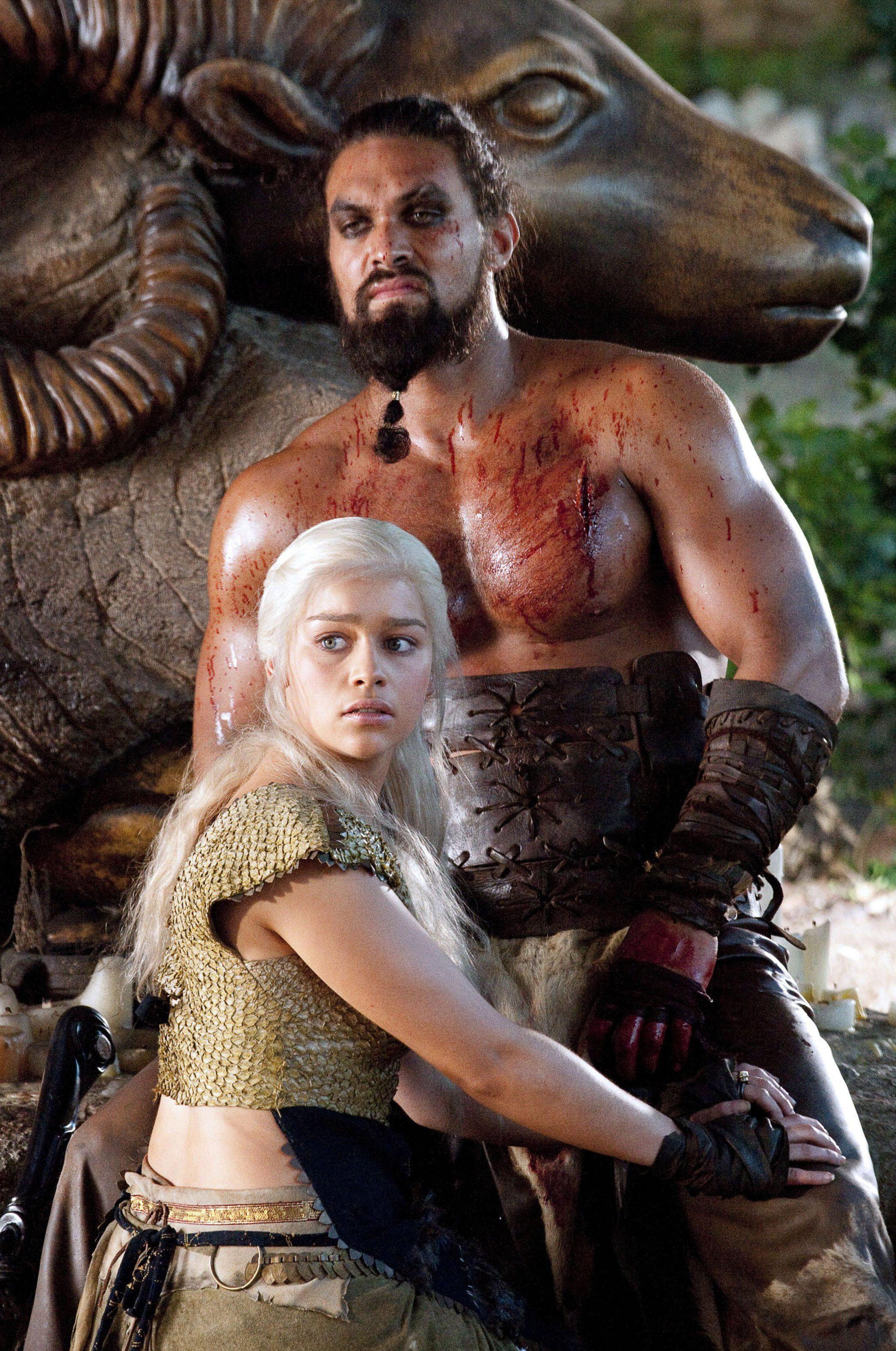 Drogo Game Of Thrones : drogo, thrones, Jason, Momoa, 'cheated', Drogo's, Death, Thrones, Claims, Better, Writing