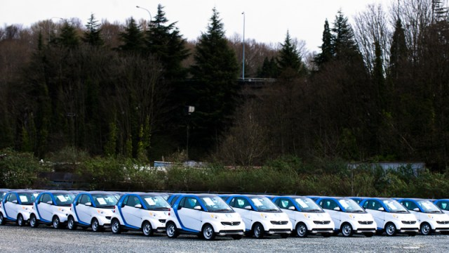Car2go Expands To Keep Up With Demand In Seattle The Sunbreak