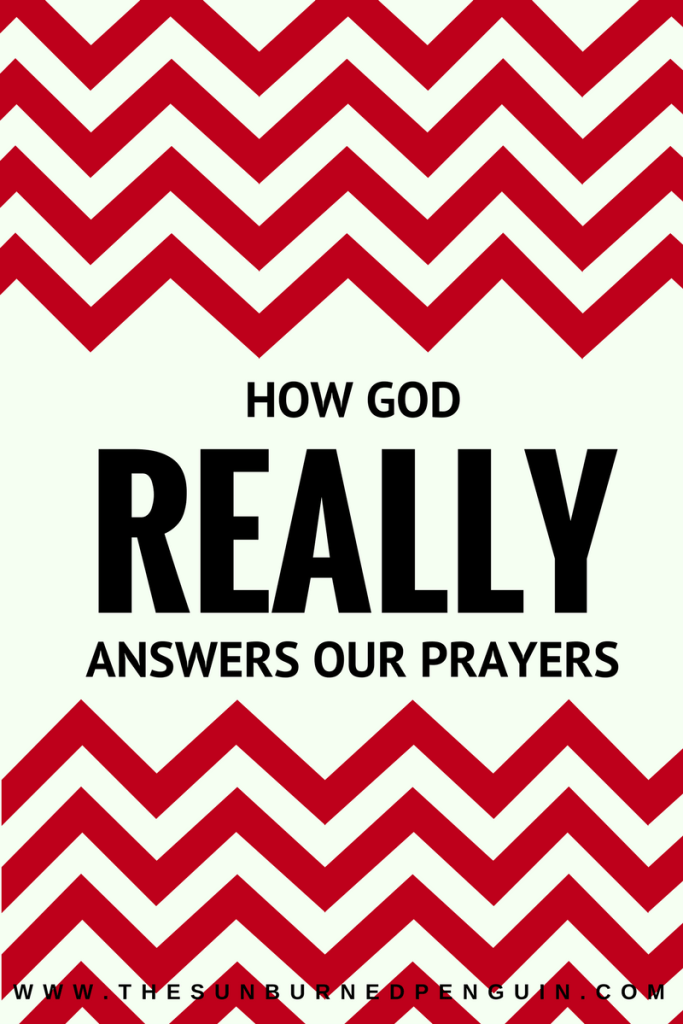 How God Really Answers Our Prayers