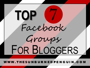 Top 7 Facebook Groups for Bloggers