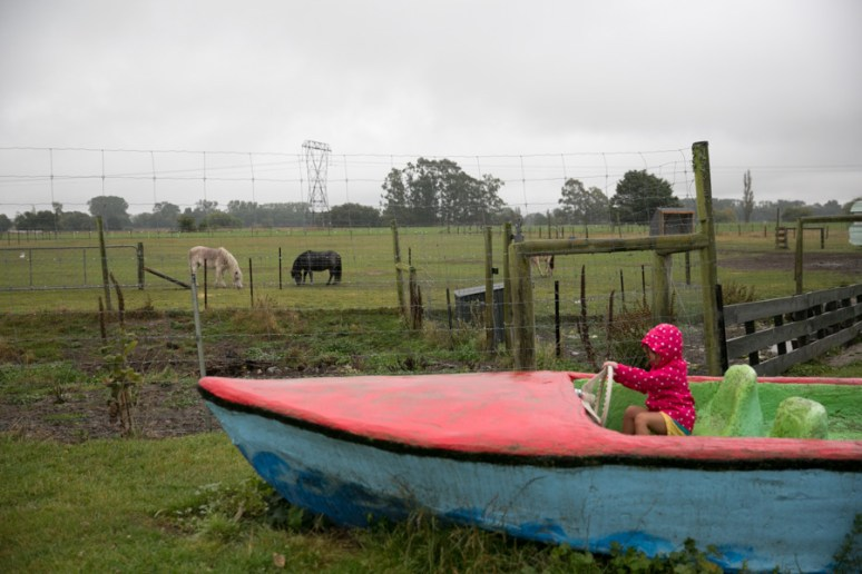Geraldine Farmyard Park
