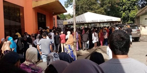 IATF wants voters' registration suspended
