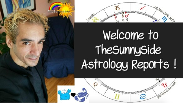 TheSunnySide Astrology Reports