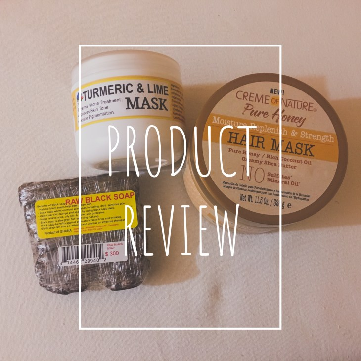First Impressions: Earth Elements' Turmeric and Lime Mask
