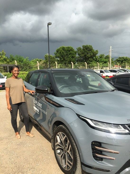 I Test Drove The 2020 Range Rover Evoque From Land rover jamaica