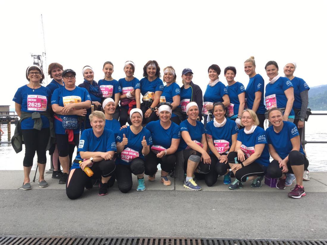 Frauenlauf 2019, Thesunnysideofkids, Frauenpower