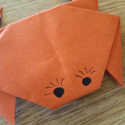 origami art, origami karte, diy, wohin heute, wandern mit kindern, unternehmungen mit kindern, familienzeit